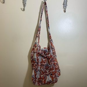 Free People Bags - Free People Cloth Bags Blue and orange